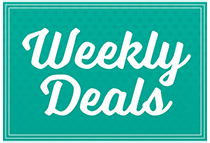 WEEKLY DEALS July 28 - August 3, 2015