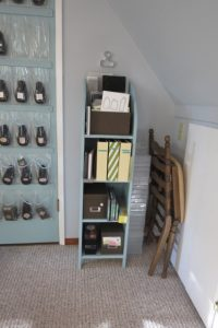 All of my Big Shot tools/accessories are stored here.