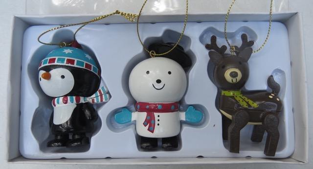 SU! No peeking ornaments, 2014 (or 2013)
