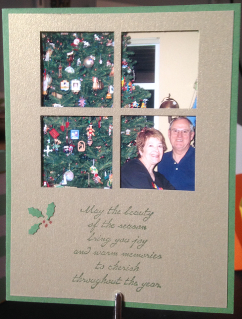 Klipple's 2004 Christmas Card