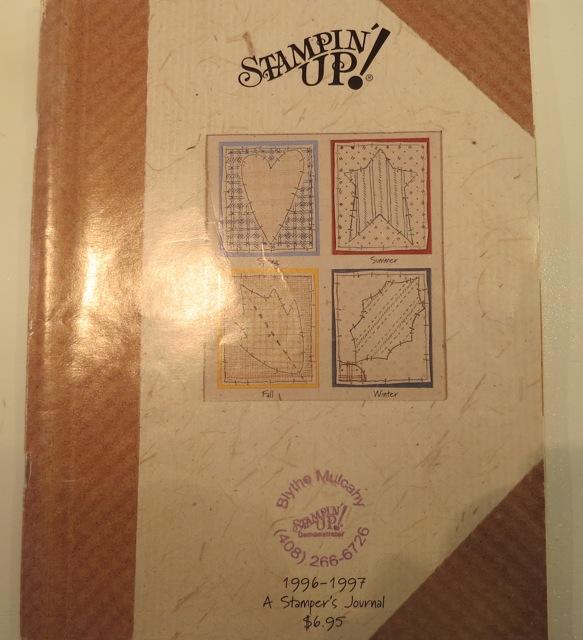1996-1997 A Stamper's Journal