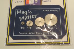 MAGIC MATTER for creating layers