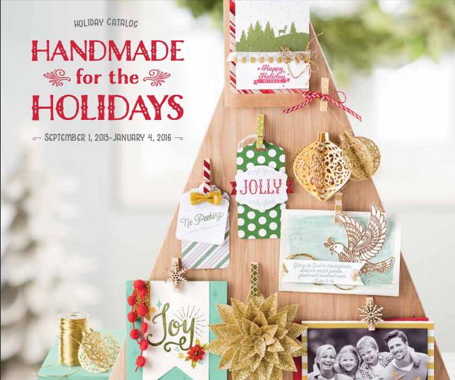 2015 SU! Holiday Catalog