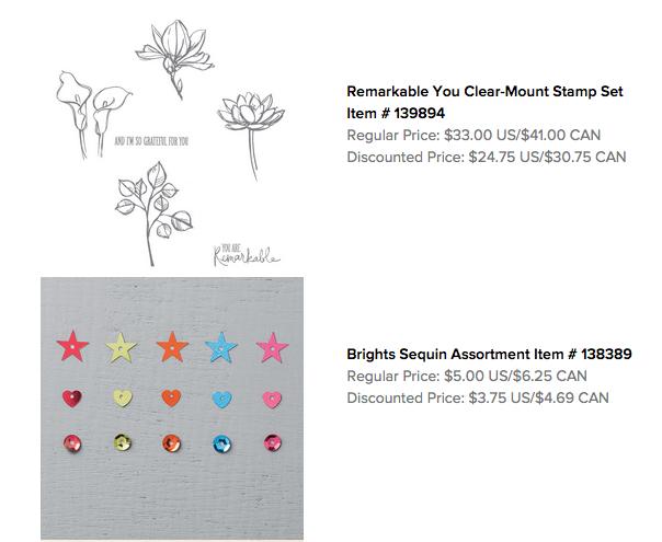 Flowers & Sequins