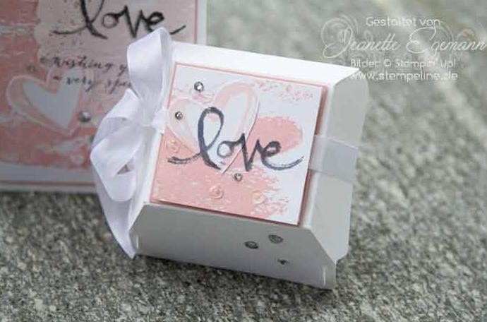 Hamburger Box Wedding Gift Box (133724)