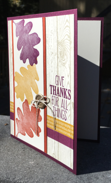 For All Things-Give Thanks (135152-w; 135155-c)