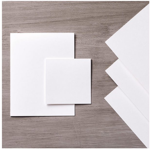 "Whisper White 8-1/2"" x 11"" Thick cardstock, 140272, $7.00/24 sheets"
