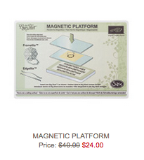 Magnetic Platform, 40% off (130658)