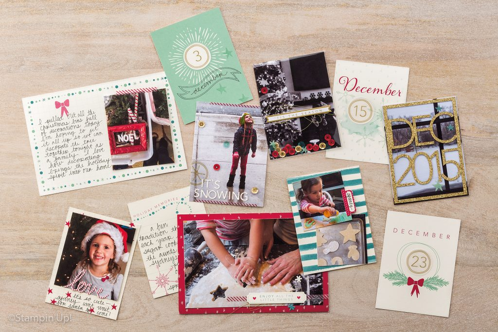 Project Life Hello December 2015, 140305, $34.75