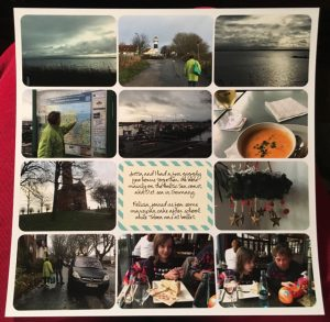 Special time with Jutta, 18 November, North Sea Coast