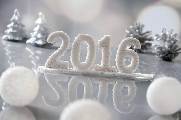 2016 New Year Greeting
