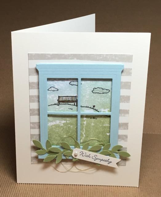 Happy Home (140500) Sympathy Card