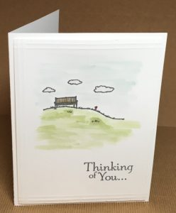 Thinking of You, Happy Home stamp set (140500)
