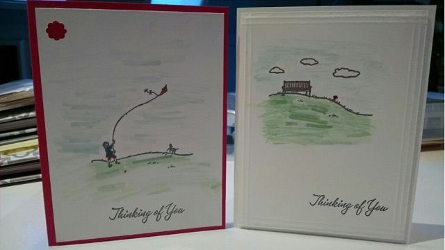 Happy Home greeting cards