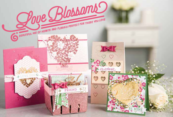 Love Blossoms Suite, SU! 2016 Occasions Catalog