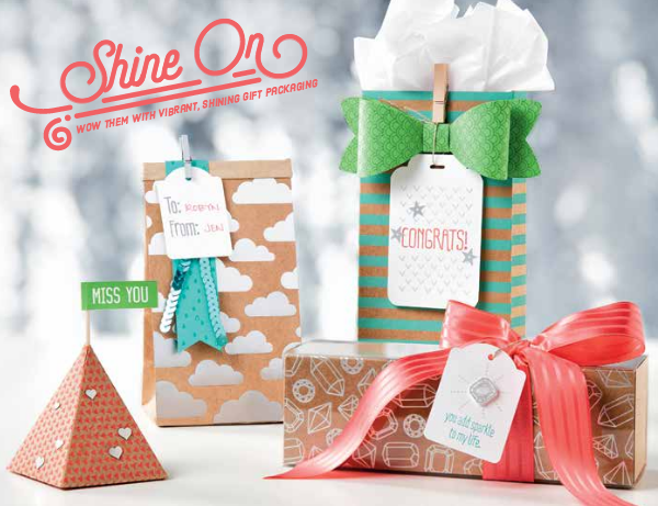 Shine On Suite, SU! 2016 Occasions Catalog