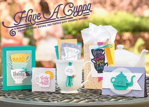 Have a Cuppa Suite, SU! 2016 Occasions Catalog