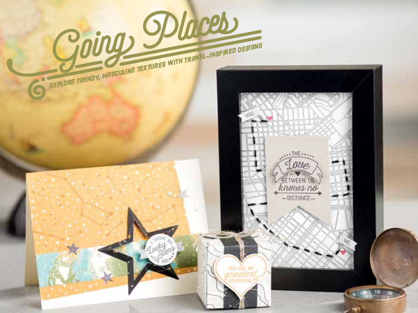 Going Places Suite, SU! 2016 Occasions Catalog