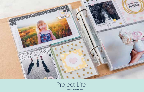 Project Life Suite, SU! 2016 Occasions Catalog