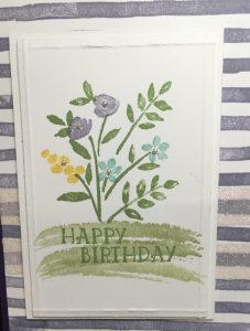 Closeup, Number of Years Birthday Card (140653)