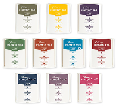 Regals Collection Stampin' Pads, 131185, $54.50