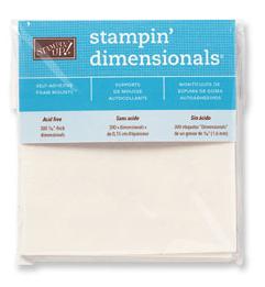 Dimensionals, 104430, $4/300 dots