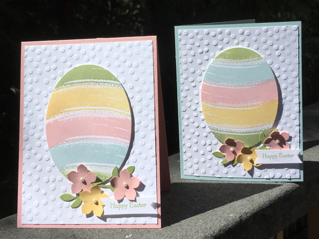 Work of Art Easter Card