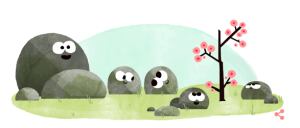 Google Doodle for March 20, 2016