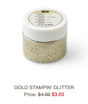 Click here to check this Glitter out in my Stampin' Up! store.