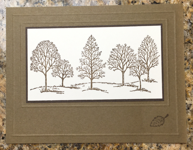 Lovely as a Tree (128655) is in the new catalog