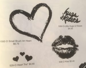 Hearts and Lips, Rubberstampede, 1996