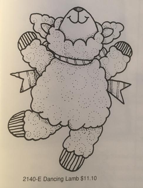 Dancing Lamb, $11.10, Azadi Earls, 1996