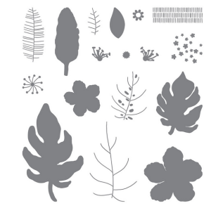 Botanical Blooms Stamp set (140757)