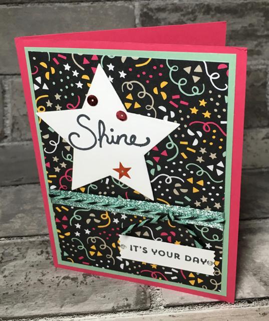 Shine, It's Your Birthday