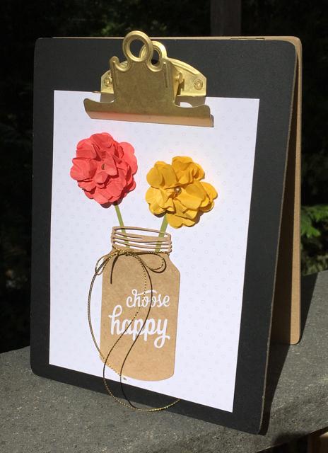 Enjoy the Little Things Kit, Choose Happy