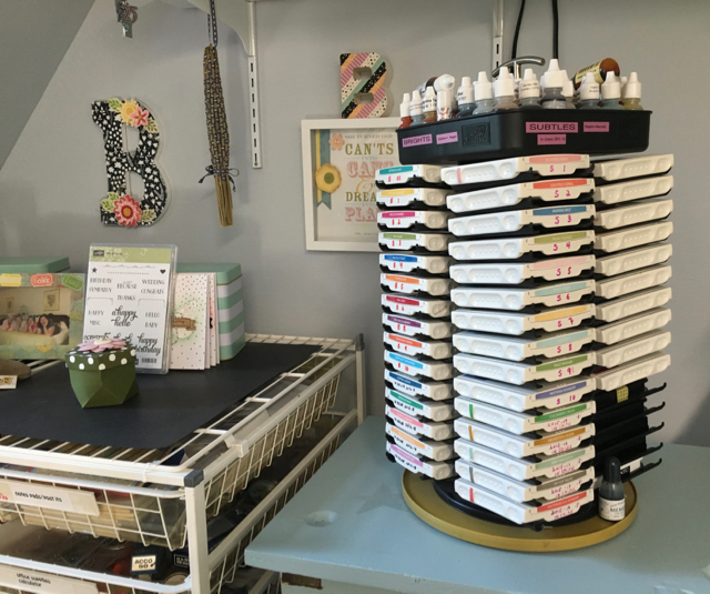 Color Caddy: Classic Pads, Reinkers, StazOn, InColors