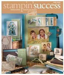 Stampin' Success June 2005