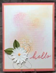 Timeless Textures, card #7
