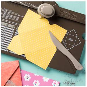 Envelope Punch Board, 133774