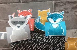 Foxy Friends Nugget Holder