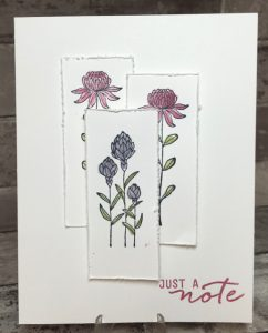Blythe's August Buffet, Card #3