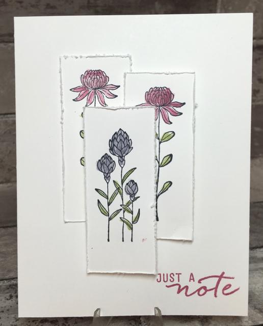 Blythe's August Buffet, Card #3