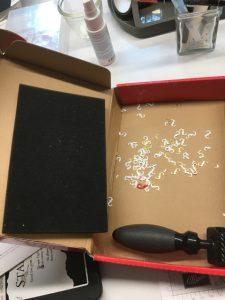 Die Brush, 140603, in a Paper Pumpkin box