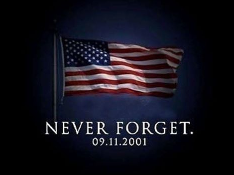 Never Forget 09-11-2001