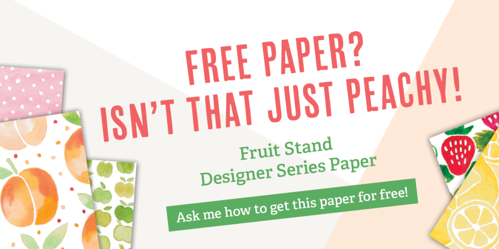 Free Paper? Ain't that just peachy?