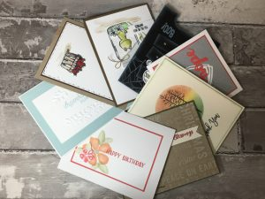 September card buffet cards sneak peak