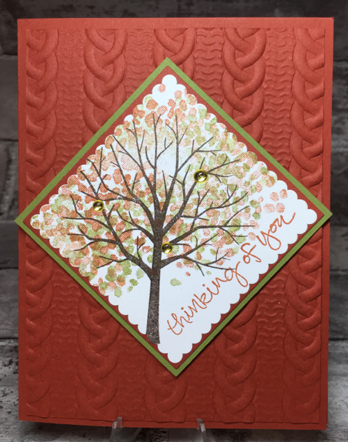 Blythe's October Buffet Card #4