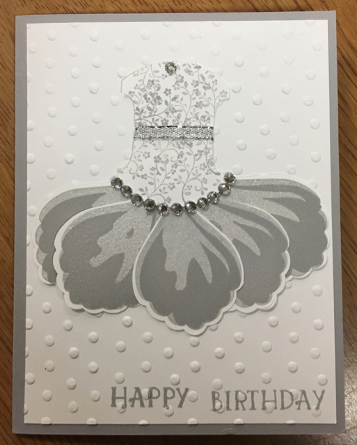 Princess Card for a 5 year old