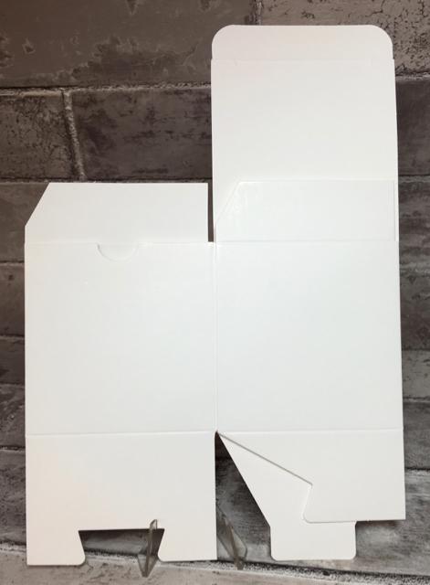 White Gift Boxes, 142000