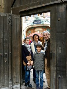 The Marailhac Family In Rouen